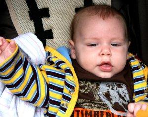April 2010 - 3 Months Old